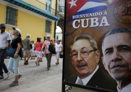 أوباما يصل كوبا في أول زيارة لرئيس أمريكي منذ 88 عاما