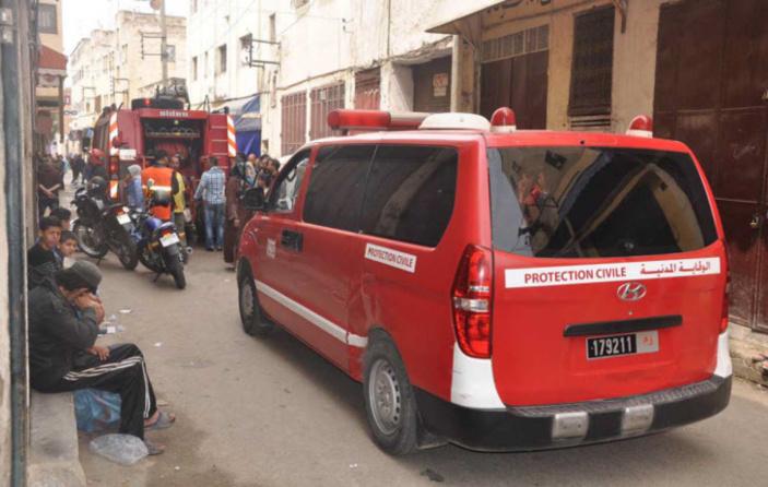 بائع متجول ينتحر حرقا بسبب حرمانه من وثيقة إدارية