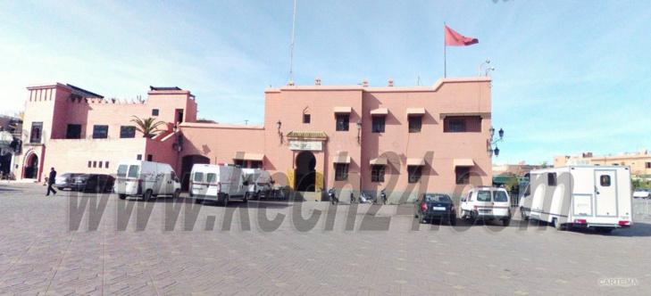 تعيين العميد محمد هستاك رئيسا للفرقة الولائية للشرطة السياحية بمراكش