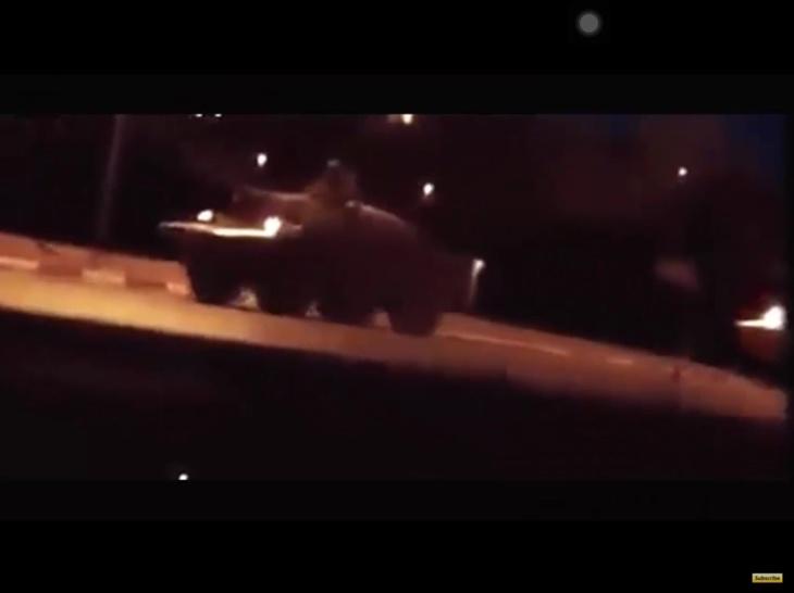 بالڤيديو : دبابات عسكرية تتجه صوب العيون