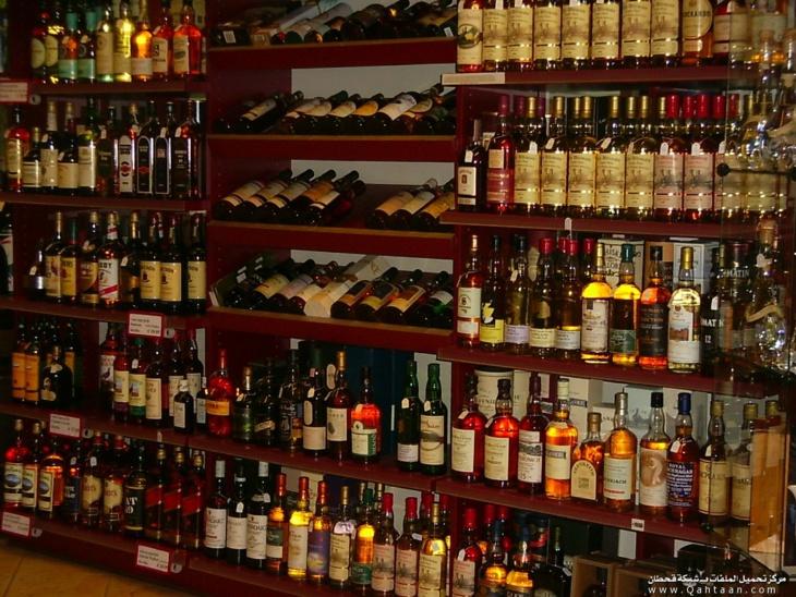 المغاربة واستهلاك الخمور : معدلات الاستهلاك في العالم العربي