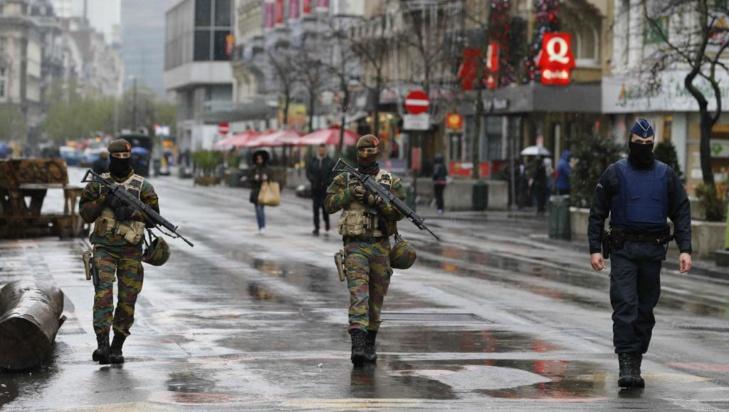 عاجل: تفجيرات قوية تهز بروكسل وحديث عن مصرع أزيد من 10 أشخاصا
