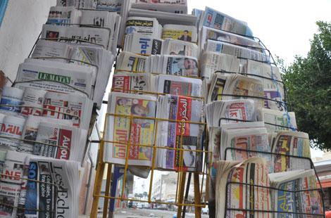 عناوين الصحف: المحكمة التجارية تقضي بالتصفية القضائية لشركة