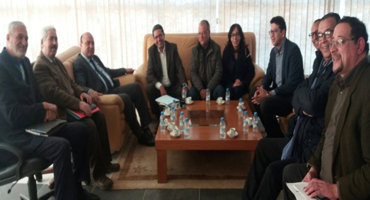 مدير الأكاديمية الجهوية للتربية والتكوين يجتمع بأعضاء اللجنة الجهوية لحقوق الإنسان بمراكش