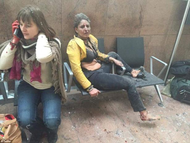 حصيلة جديدة لضحايا انفجارات بروكسيل وحالة تأهب قصوى في بلجيكا