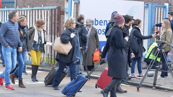 النيابة العامة البلجيكية تحذر من نشر تفاصيل التحقيقات بخصوص هجمات بروكسيل