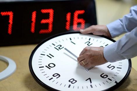 تذكير: لا تنسوا إضافة ستين دقيقة إلى توقيت ساعتكم خلال هذا الموعد