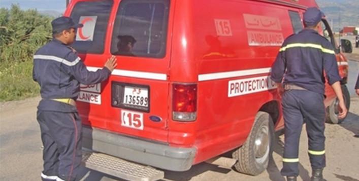 عاجل: أستاذة تفارق الحياة على متن سيارة إسعاف نواحي شيشاوة