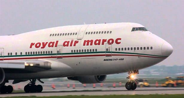 إلغاء خمس رحلات جوية بين المغرب وفرنسا