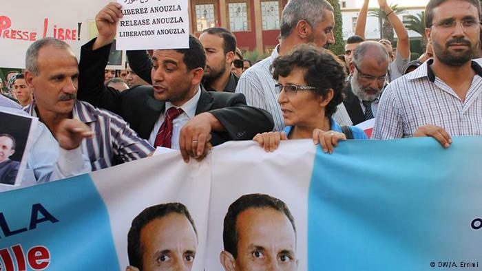 مطالب بالمغرب لسحب مشروع قانون يسمح بسجن الصحفيين