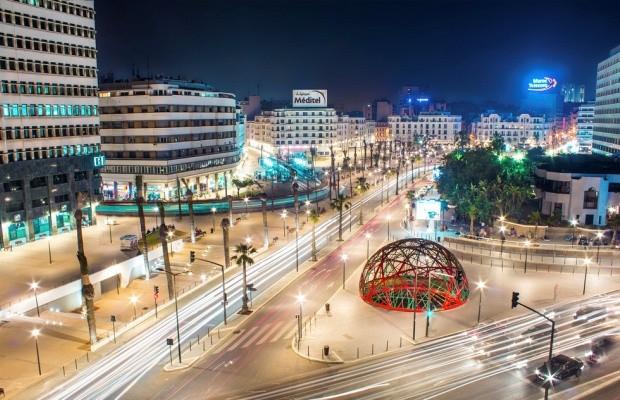 الدار البيضاء تطلق رسميا مشروع لإعادة تهيئة مجسم
