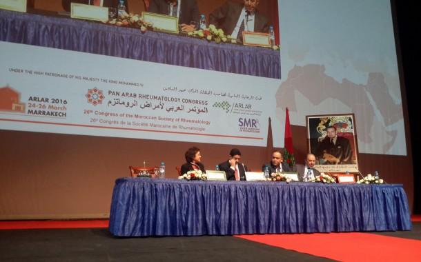 انطلاق أشغال المؤتمر العربي لأمراض الروماتيزم بمراكش