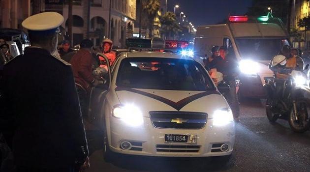 الشرطة تطلق الرصاص لتوقيف مشتبه به مسلح بالدار البيضاء