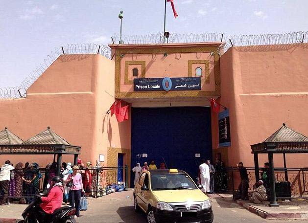 حقوقيون يناشدون الوكيل العام التدخل لنقل تلميذ معتقل بسجن
