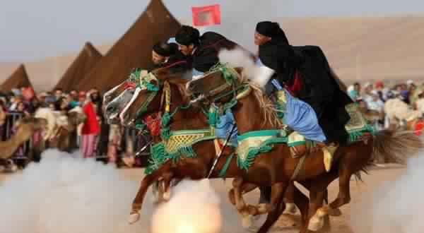 جماعة سعادة تحتفي بالثقافة الحسانية للتنديد بتصريحات بان كيمون في قضية الصحراء المغربية