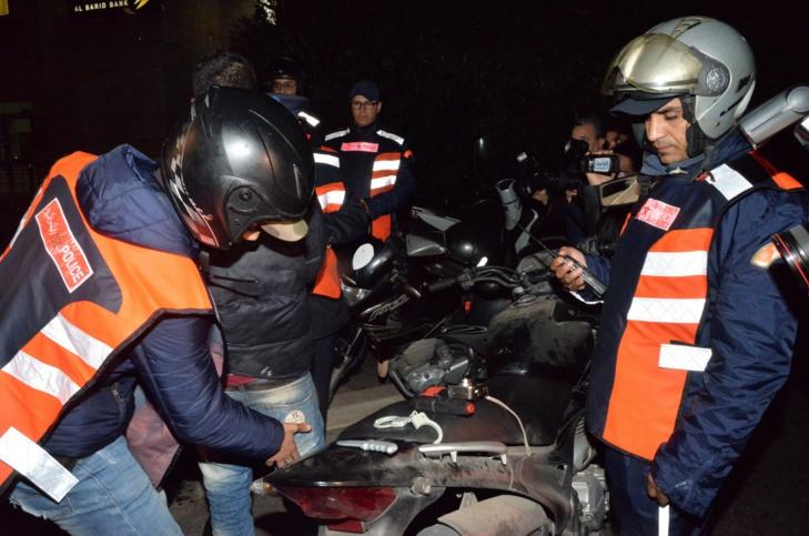 عـــاجــل: عناصر الصقور الأمنية تفلح في إعتقال