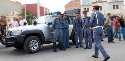 إصابة دركي بسكين أثناء مطاردة أفراد عصابة إجرامية بضواحي مراكش