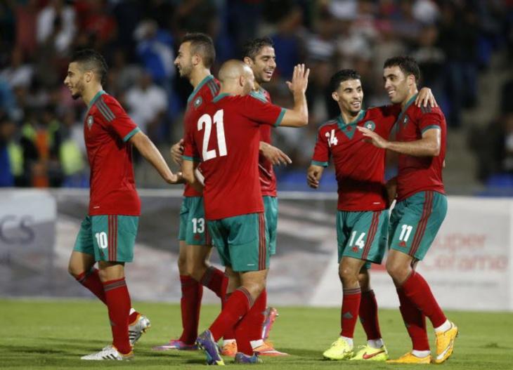 عاجل: المنتخب المغربي يحقق أول الإنتصارات رفقة