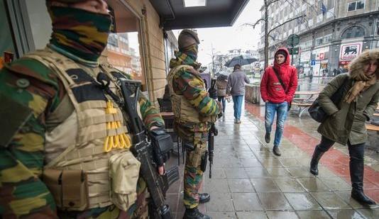 """بلحيكا تدعو مواطنيها إلى عدم المشاركة في """"المسيرة ضد الرعب"""" لدواع أمنية"""