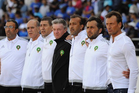 منتخب المغرب يقترب من تحسين مركزه العالمي بعد فوزه على الرأس الاخضر