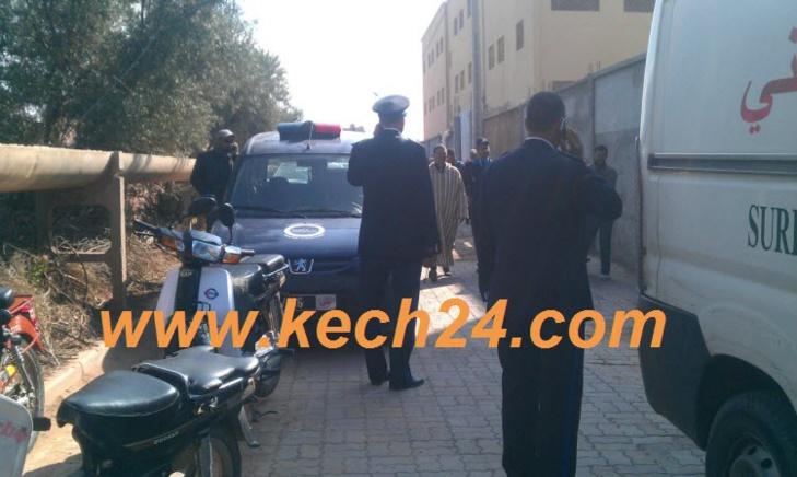 عاجل: مقتل ثلاثيني رميا بالرصاص يستنفر أجهزة الأمن بمراكش + صورة
