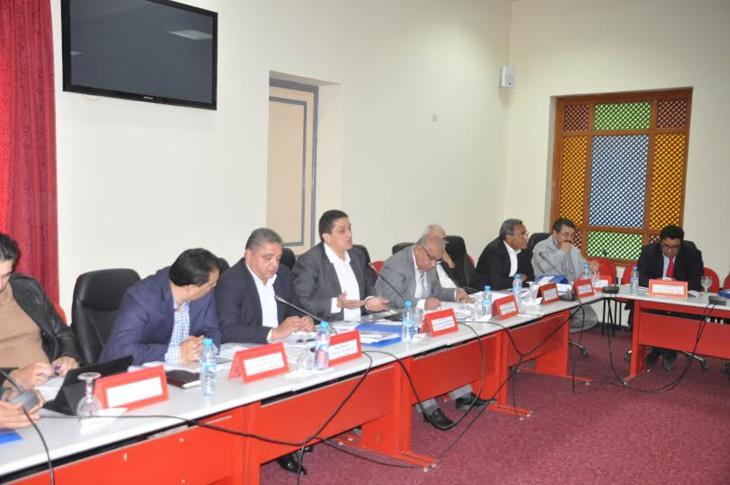 جامعة الغرف المغربية للتجارة والصناعة والخدمات تندد من مراكش بتصريحات بان كي مون