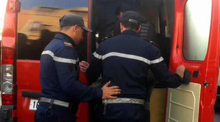 حصري: حادثة سير خطيرة بمدخل مراكش ترسل طبيب وابنته للمستعجلات في حالة حرجة