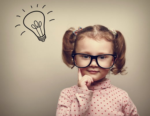 هذه 3 فوائد غير متوقعة للتفكير مثل الأطفال