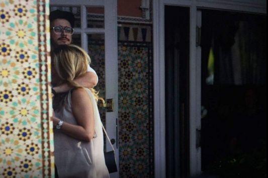بالصور: رومانسية مراكش تكشف لعشاق سعد المجرد عن محبوبته
