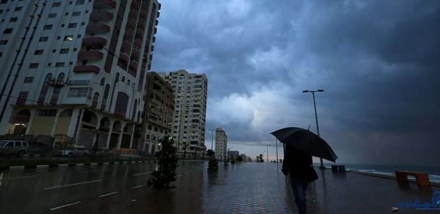 زخات مطرية رعدية في توقعات احوال الطقس ليوم غد الخميس
