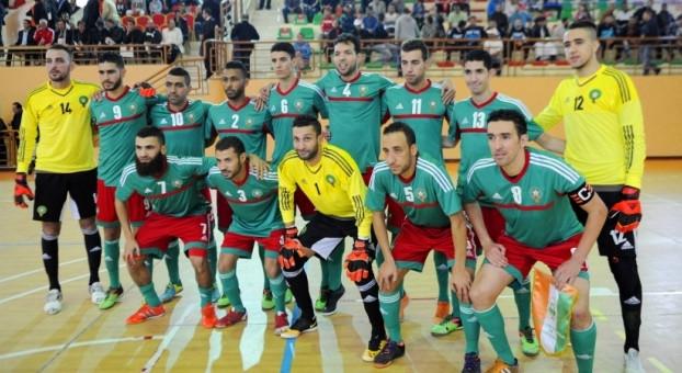 المغرب يفتتح كأس إفريقيا لكرة القدم داخل القاعة بفوز على أنغولا بخماسية