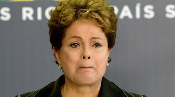 البرلمان البرازيلي يصوت على عزل الرئيسة ديلما روسيف