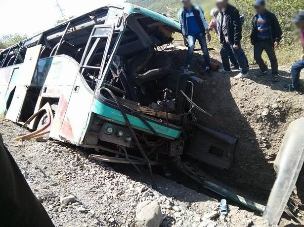 عاجل: إصابة 60 شخصا بجروح متفاوتة الخطورة إثر حادثة سير خطيرة بتاونات + صور