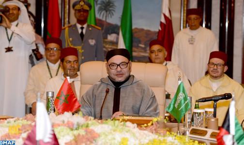 قادة دول مجلس التعاون الخليجي: قضية الصحراء المغربية هي أيضا قضية دول مجلس التعاون