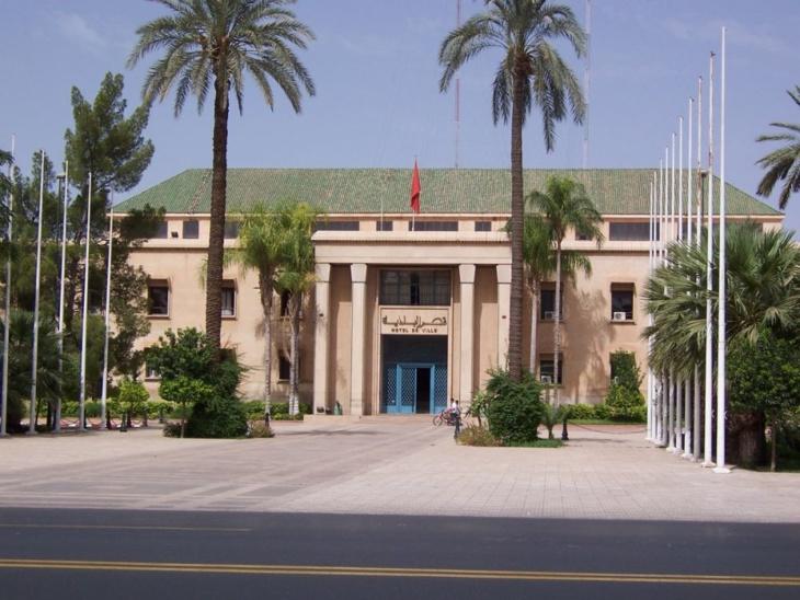 المحاباة السياسية والحسابات الإنتخابية تستنزف خزينة الجماعة الحضرية لمراكش