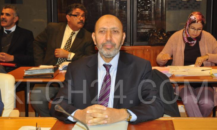 رفاق الغلوسي يتهمون عمدة مراكش العربي بلقايد بهدر المال العام