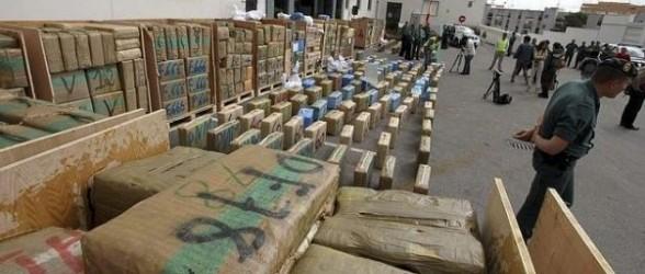 تقرير دولي يكشف متاجرة داعش والمافيا الإيطالية في الحشيش المغربي