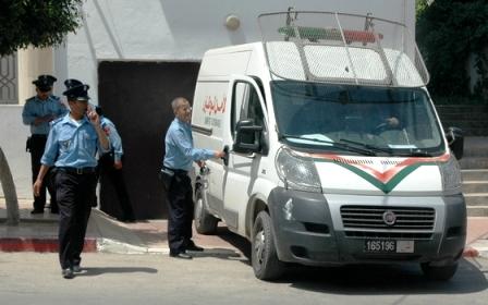 اعتقال 12 قاصرا من اجل إحداث فوضى بداخل حافلة النقل العمومي