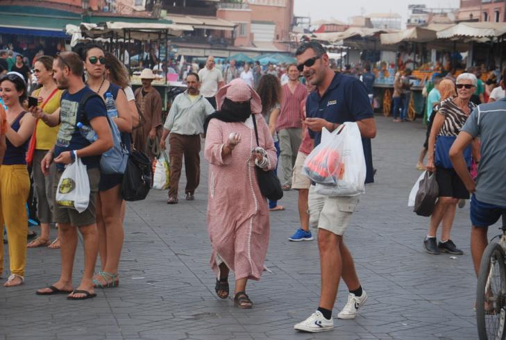 لهذا السبب مراكش الحمراء لا تجذب كثيرا السياح البريطانيين