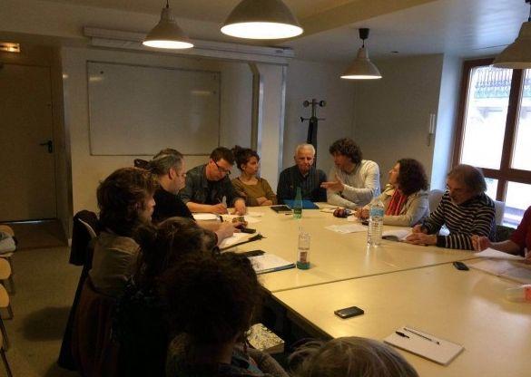 نشطاء فلسطينيون يعقدون لقاءا تشاوريا في باريس تحضيرا لقمة المناخ في مراكش