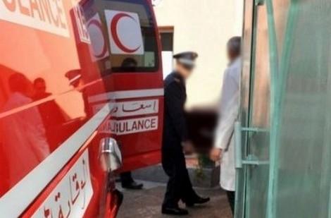 سائق سيارة أجرة يضرم النار في نفسه بسبب مشاكل شخصية
