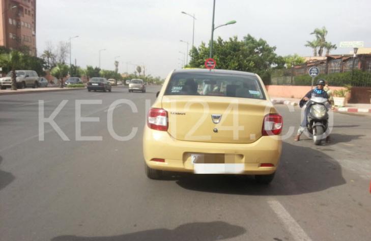 نقابة سيارة الأجرة الصغيرة بمراكش تطالب بتوقيع أقصى العقوبات بالعصابة التي إختطفت واحتجزت سائق طاكسي
