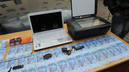 تفكيك عصابة إجرامية متخصصة في تزوير الأوراق النقدية وترويجها