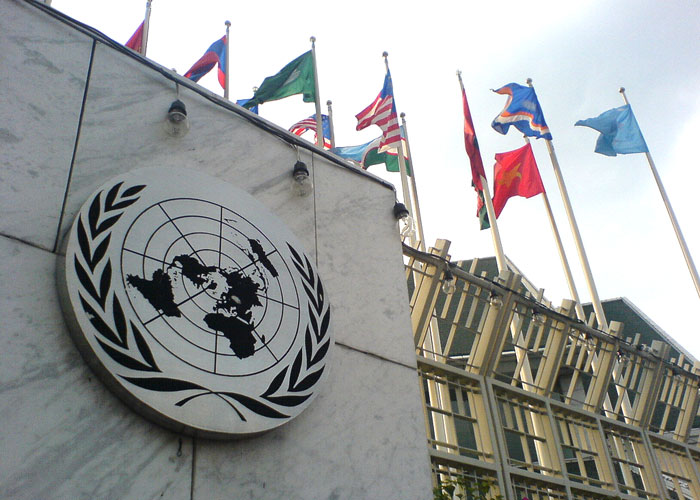الأمن يطرد ممثل البوليساريو بالقوة من مقر الأمم المتحدة