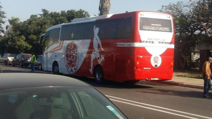 حجز حافلة الوداد البيضاوي في مراكش لهذا السبب