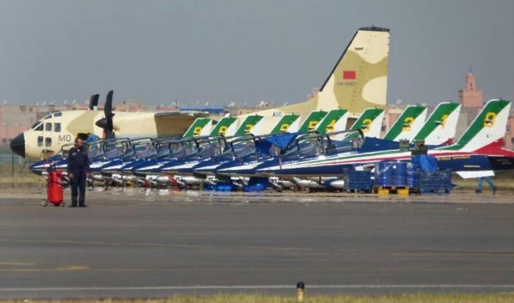 بالصور: المعرض الدولي لصناعة الطيران ينطلق بحضور رئيس الحكومة وهذه الشخصيات