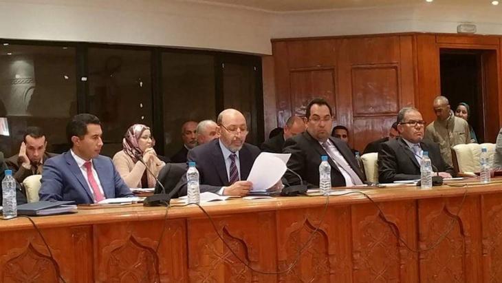 هذا ما سيتدارسه المجلس الجماعي لمراكش في الجلسة الاولى لدورة ماي