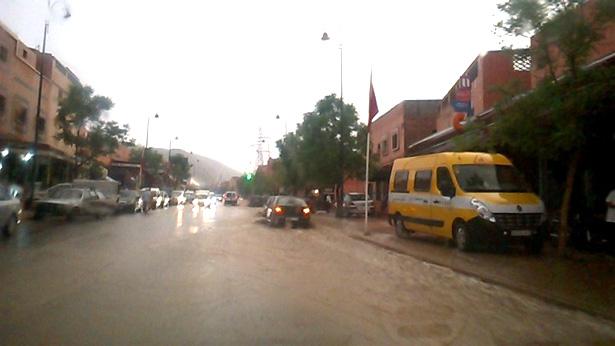 سماء غائمة وتساقطات أمطار وزخات عاصفية في توقعات أحوال الطقس ليوم غد الأحد بهذه المناطق