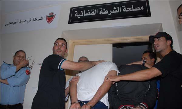 اعتقال شخصين يشتبه بتورطهما في جريمة سرقة باستعمال العنف نتجت عنها وفاة