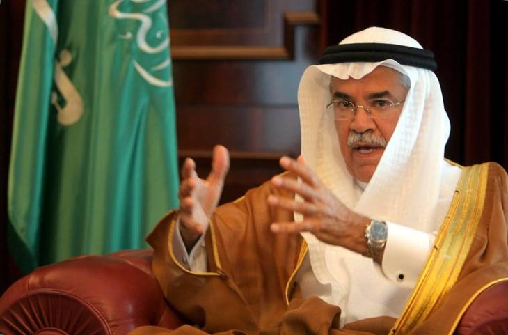 بأمر ملكي...إعفاء وزير البترول السعودي من منصبه